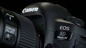 EOS 5D Mark IV with Canon Log camera