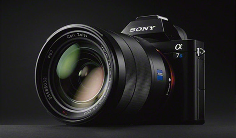 a7S II E-mount Camera with Full-Frame Sensor ILCE-7SM2