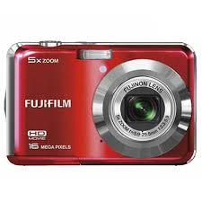 FUJIFILM FinePix C25 Point and Shoot Camera