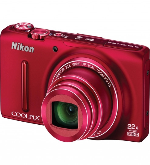 Nikon Coolpix S9500 Advance Point and Shoot