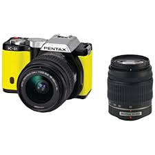 Pentax K-01 16MP APS-C CMOS Mirrorless Digital Camera
