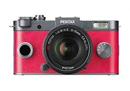 Pentax Q7 12.4MP Mirrorless Digital Camera