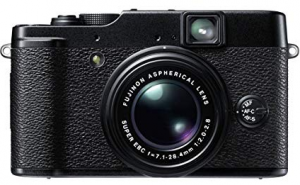FUJIFILM X10 DSLR Camera