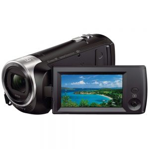 Sony HDR CX440 Camcorder Camera