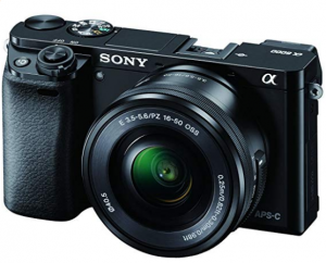 Sony Alpha A6000L Mirrorless Camera
