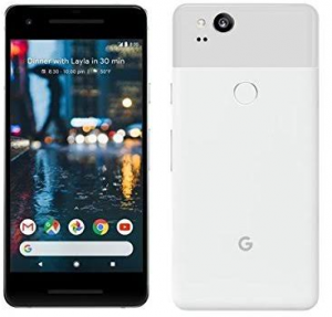 recover deleted media files from Google Pixel 2