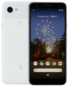 Recover Lost Photos from Google Pixel 3a